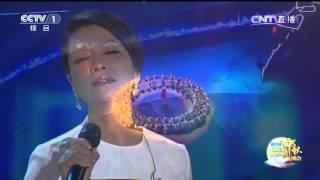 【2015中秋晚会分段】歌舞《美满》演唱:毛阿敏