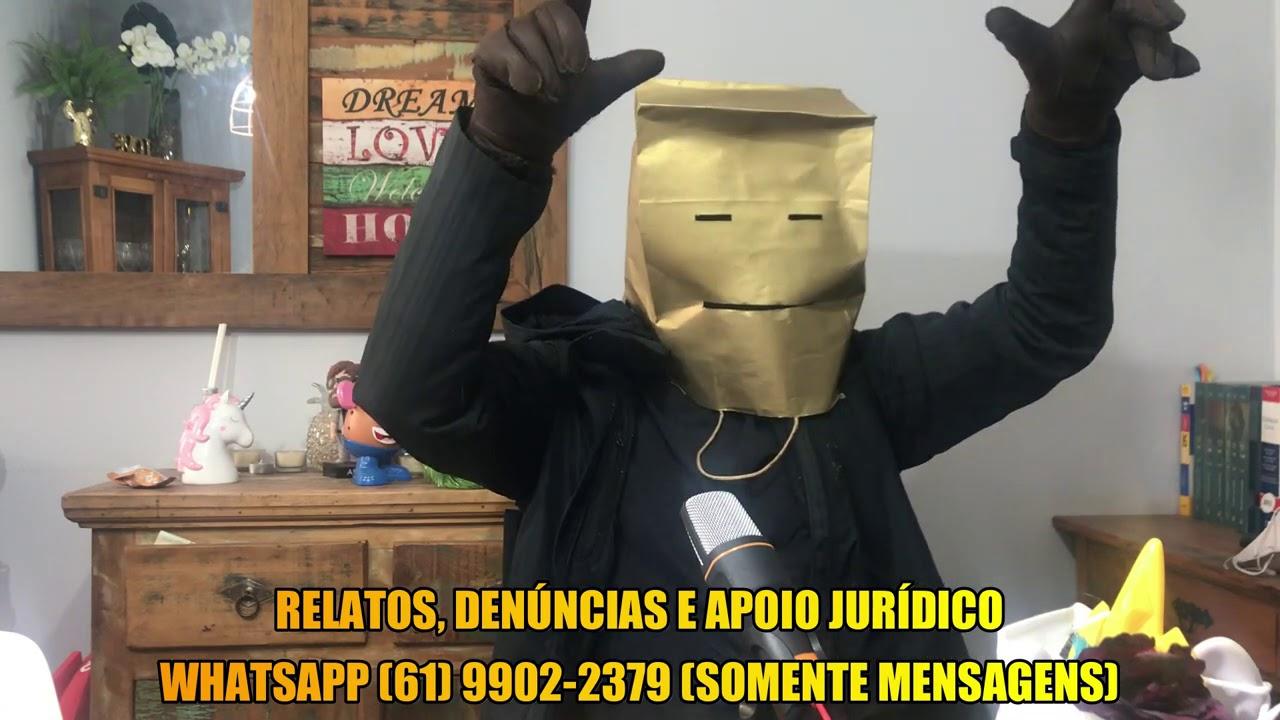 PROFETA NERVOSÃO - TV Estatal bancando novelas da TV Recop para injetar dinheiro na Igreja do Sal!!!