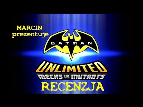 Batman Unlimited: Mechs vs Mutants - Recenzja