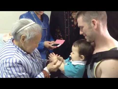 2015 Owen Family China Trip