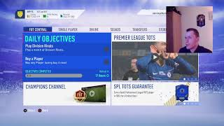 FUT CHAMPIONS WEEKEND LEAGUE #21 p3 (FIFA 19) (LIVE STREAM)