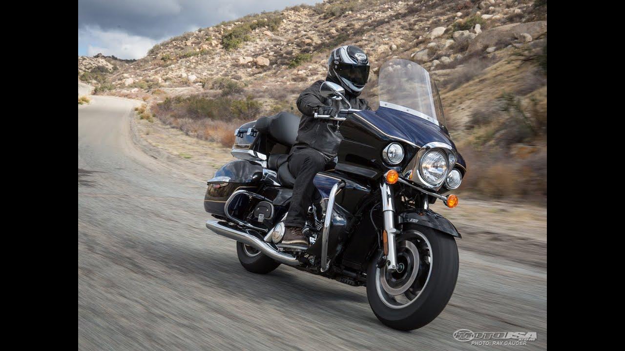2014 Kawasaki Voyager 1700 ABS