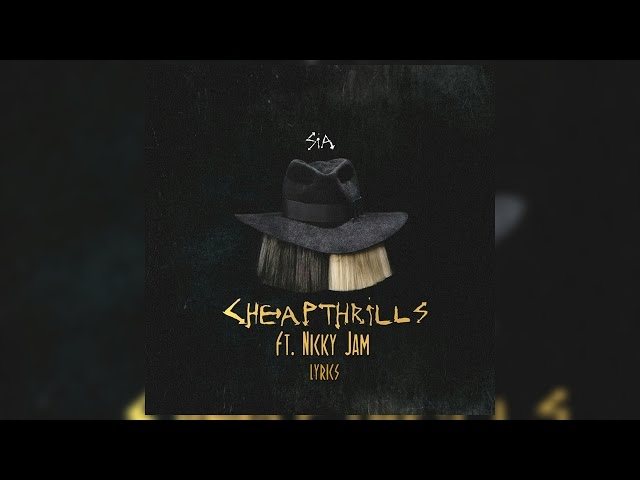 Cheap Thrills Remix Feat Nicky Jam MP3 Download 320kbps