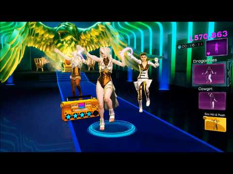 Dance Central 3 - Whine Up - (Hard/Gold Stars) (DLC)