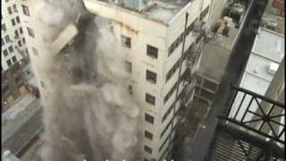 Explosive Demolition- 2002 Best Building Implosions