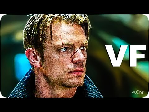 ALTERED CARBON Bande Annonce VF (2018)