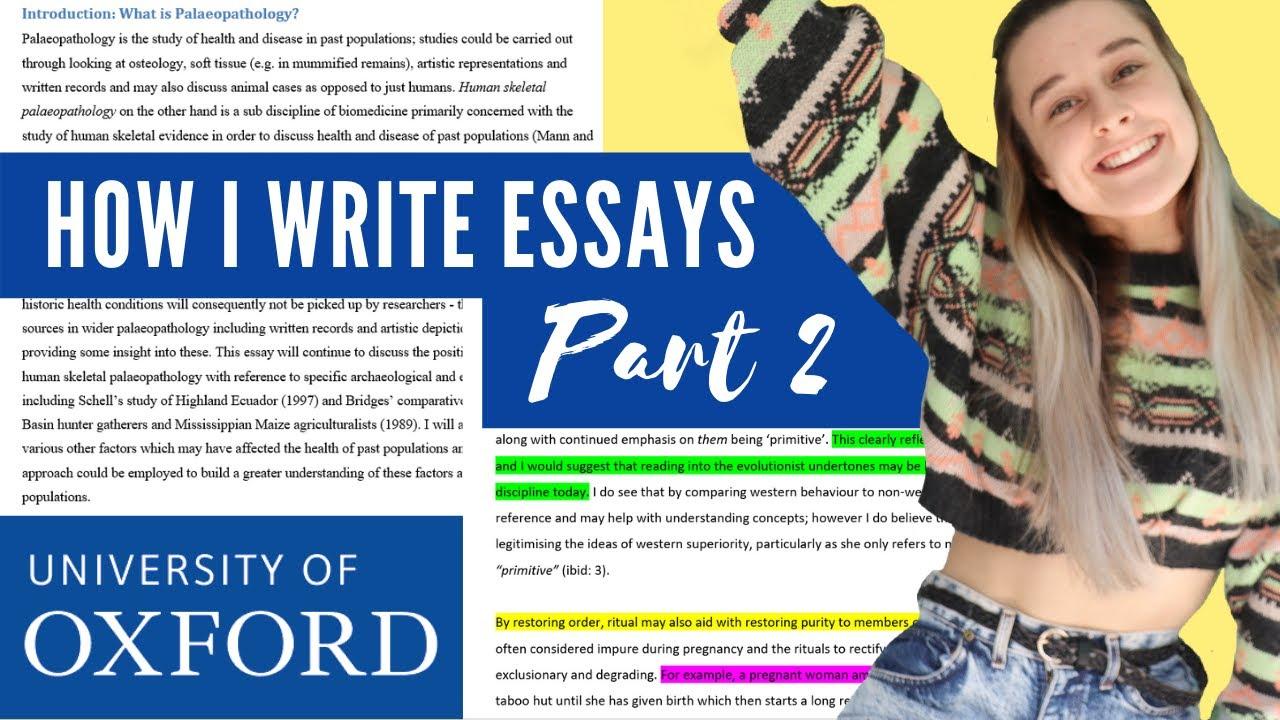 Random topics for essays