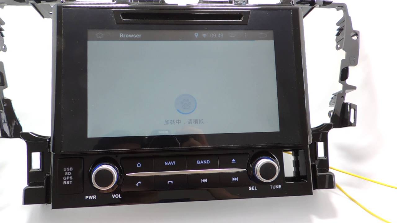 """YOKOTRON"" 9"" Android Car Player for Alphard/Vellfire 2015 ..."