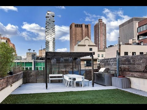 TriBeCa Penthouse Triplex in New York, New York