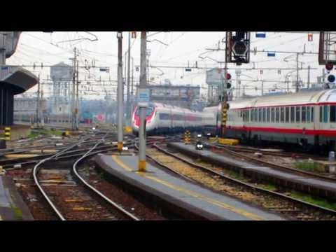 partenza eurocity da milano centrale