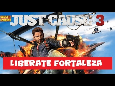 Just Cause 3: Liberate Settlement Fortaleza STRATEGY GUIDE 20
