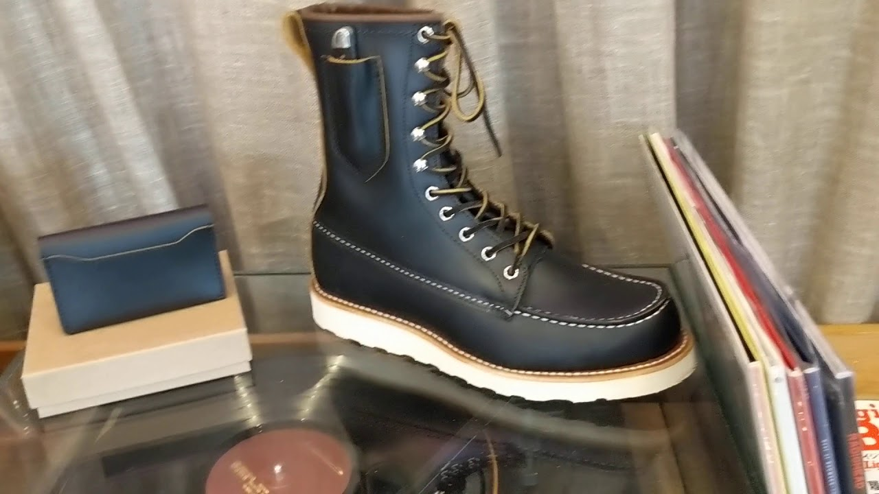 The NEW Limited Edition Red Wing Billy
