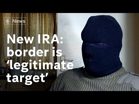 New IRA says border infrastructure would be 'legitimate target for attack' from YouTube · Duration:  11 minutes 29 seconds