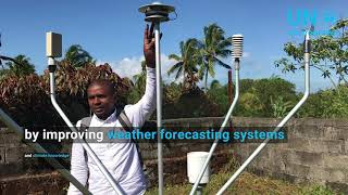 Climate Action in the Comoros