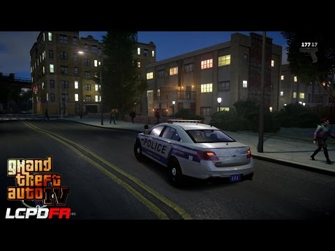 Grand Theft Auto IV - LCPDFR - 1.0D - EPiSODE 3 - SUFFOLK COUNTY POLICE PATROL