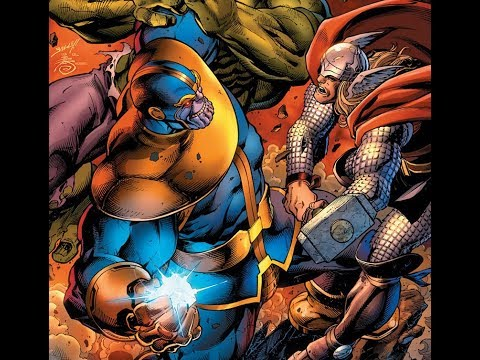 Has Thor Ever Defeated Thanos the Mad Titan? Narrative Analysis