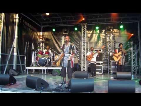 Rajery - Festa della musica PREVESSIN (France) 22.06.2013