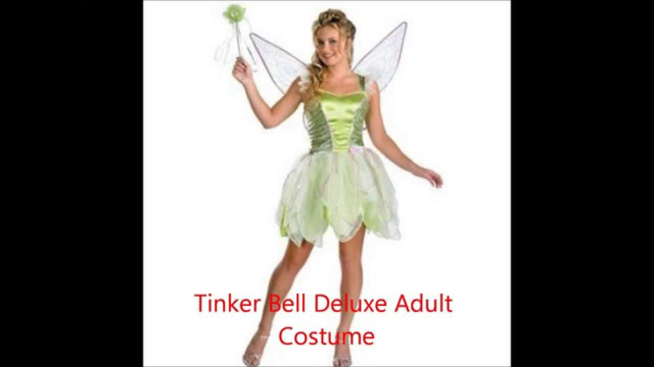 Tinkerbell Halloween Costumes