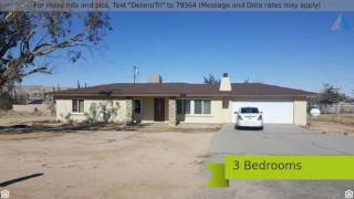 Priced at $160,000 - 58160 Delano Trail, Yucca Valley, CA 92284