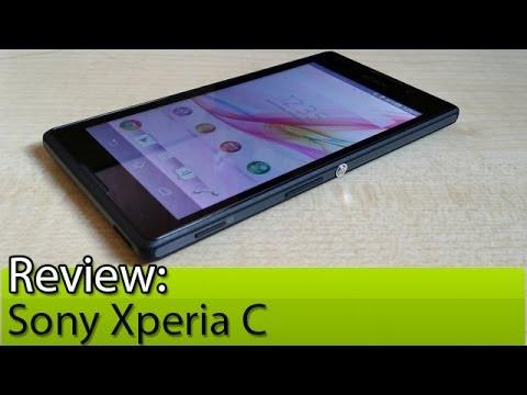 Prova em vídeo: Sony Xperia C | Tudocelular.com