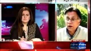 Hassen Nisar: Zardari's Fake & Failed Leadership