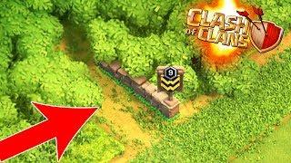 GİZLİ YOLDAKİ TAŞIN SIRRI !!! Clash Of Clans (GÜNCELLEME)