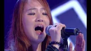 Repeat youtube video 보이스코리아 시즌1 - [보이스코리아_이소정] Pretending to Smile sung by So-Jung Lee @The Voice Korea_Ep.3