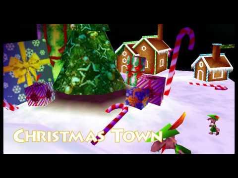 Banjo Dreamie Music - Christmas Town (Custom Banjo Kazooie Music)