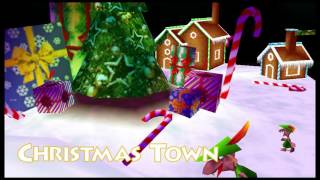 Banjo Dreamie Music - Christmas Town (Custom Banjo Kazooie Music)