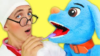 Doctor Check up Song for Kids | Super Simple Nursery Rhymes. Sing Along With Tiki.