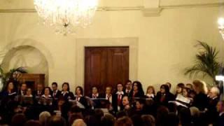 Va Pensiero Dal Nabucco Di Giuseppe Verdi Coro Santa Cecilia Di Depressa