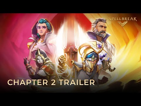 Spellbreak | Chapter 2: The Fracture Launch Trailer