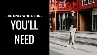 THE WHITE SHOE YOU NEED THIS SUMMER THAT