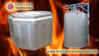 Electrical Furnace Silicon Carbide Heating Elements Industrial Ovens Peenya Bangalore india
