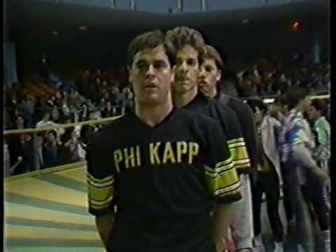 UCLA Greek Roller Derby 1984