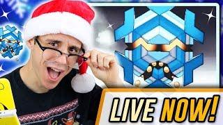 ❄️ LIVE CHRISTMAS SHINY HUNTING! ❄️ FULL ODDS CRYOGONAL & BERGMITE!! ✨ | Supreme Stream thumbnail