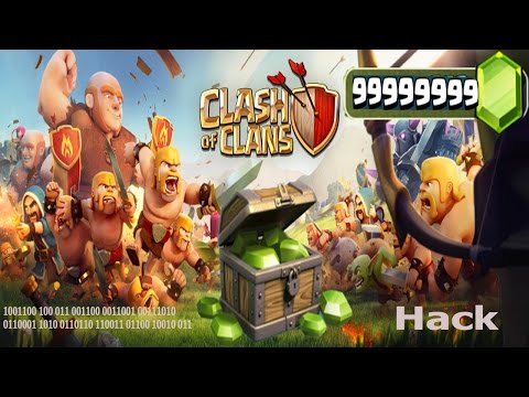 Clash Of Clans Unlimited Gems - Working Online 100% [ Android] Hack and Cheat 2015