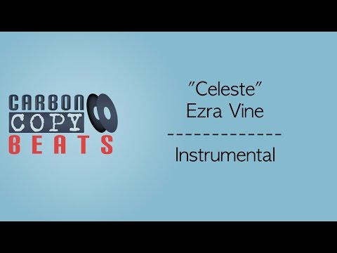 Celeste - Instrumental / Karaoke (In The Style Of Ezra Vine)