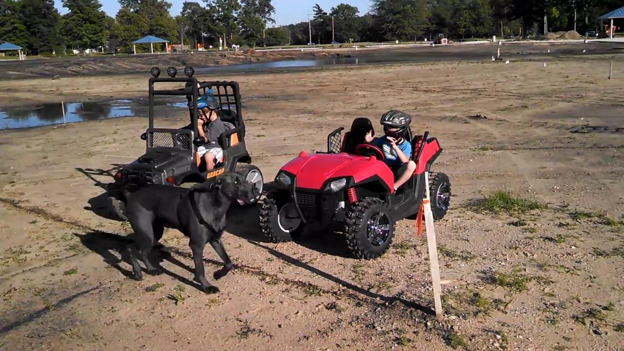 Peg Perego Custom 24 Volt Races 36 Gaucho Youtube Modified Power Wheels Need Help