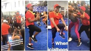 Lil Boosie Trains Fitness Bootcamp In ATL + Kanye West Gets Caught Perving By Kim Kardashian At Met