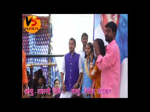 Jay Bhim Wale Kadak Santosh Landge Live Dehuroad | जय भिम वाले कडक संतोष लांडगे | Vs Musical Live