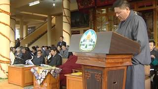The 53rd Anniversary of the Tibetan National Uprising Day