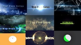 Top 10 Free Intro Templates Download Sony Vegas Pro 13 No Plugins