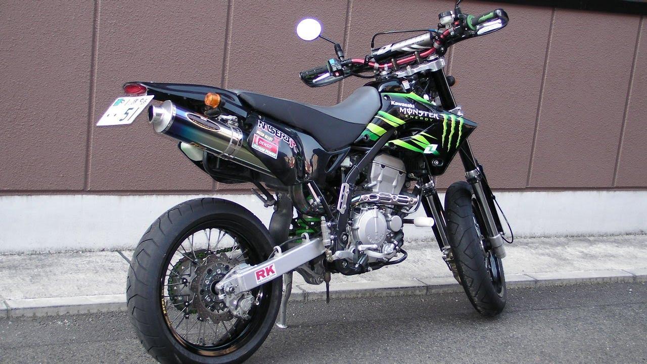 NA Metal Craft D TRACKER KLX250 Supermotard NMC Vol 1