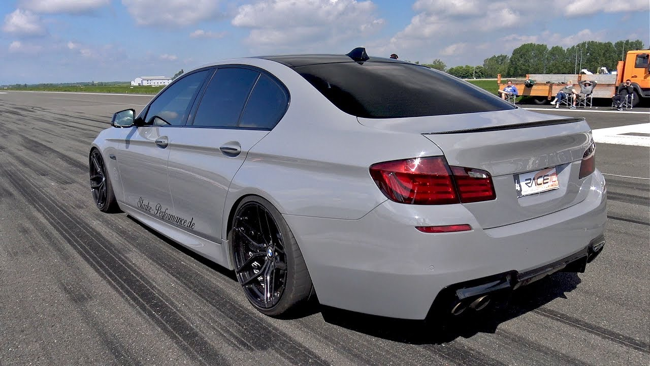 500hp bmw 550i 4 4 v8 m sport 0 225 km h accelerations youtube. Black Bedroom Furniture Sets. Home Design Ideas