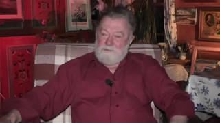 """Док. фильм """"Художник, что рисует мир"""" 2014 г. Вельск."""