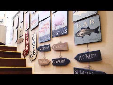 L Astrolabe Brest Magasin De Meubles Decoration Et Luminaires Youtube