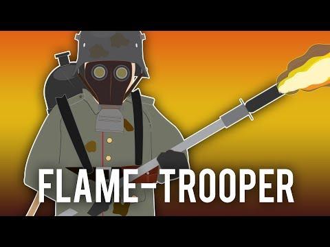 Flamethrower Trooper (World War I)