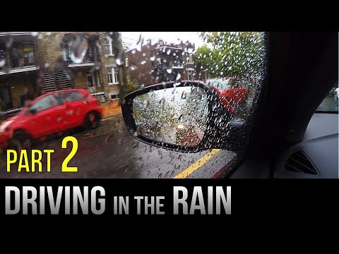 Coe Lewis - Part 2 of HOW TO DRIVE IN THE RAIN San Diego