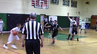 bridgewater middle school v green brook 12/5/18 (2of4)w 48-24